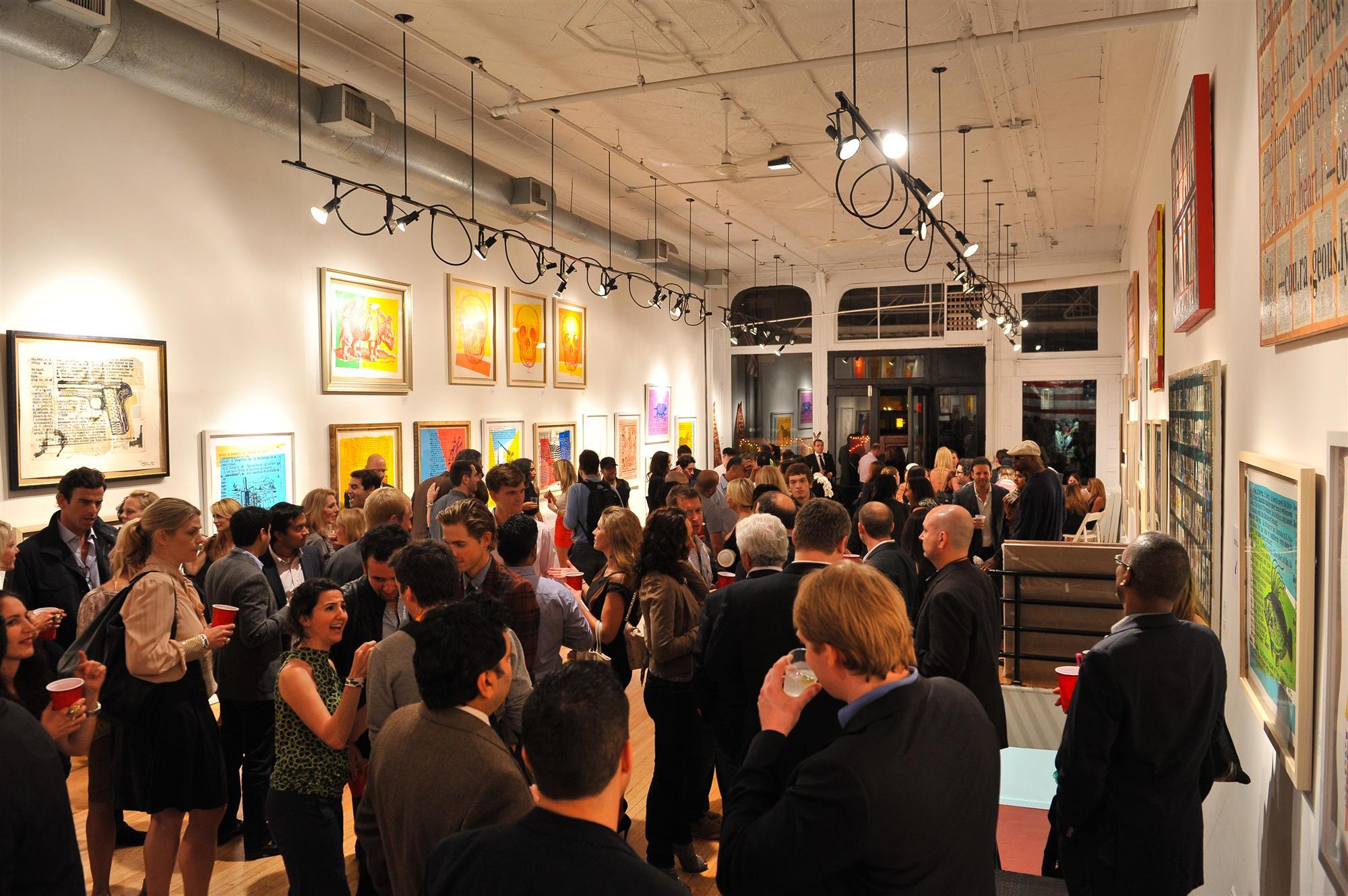 September 2011 Opening for Tunney