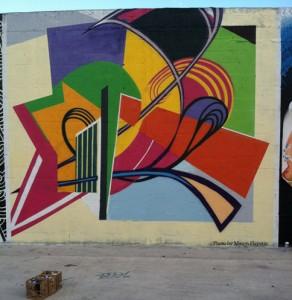 Wynwood Mural from Art Basel 2012