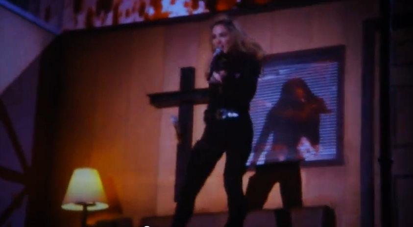 Pop Culture goes Gang Bangin with Madonna